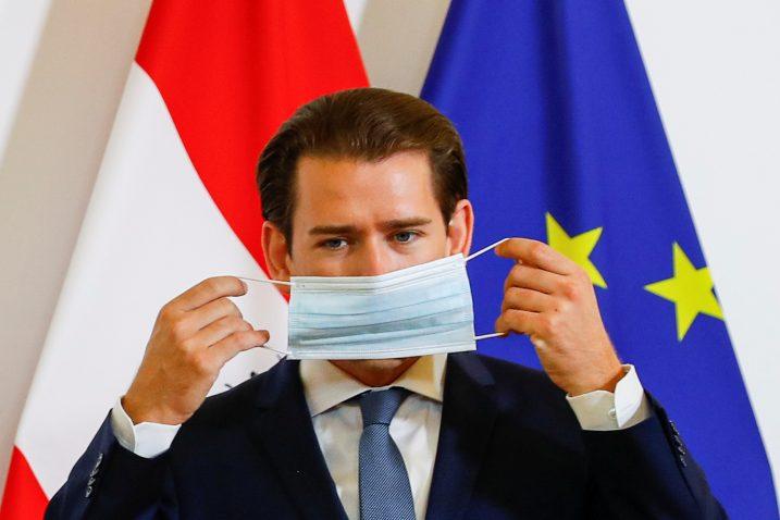 Sebastian Kurz / Reuters