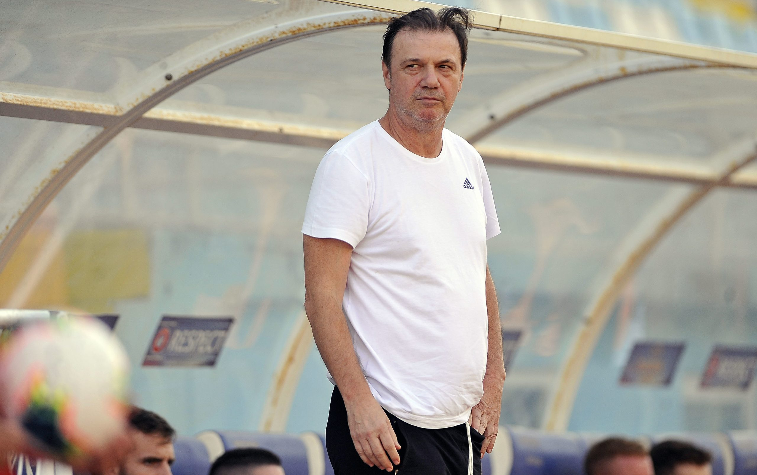 Zoran Bogolin, trener Opatija/Foto Arhiva NL