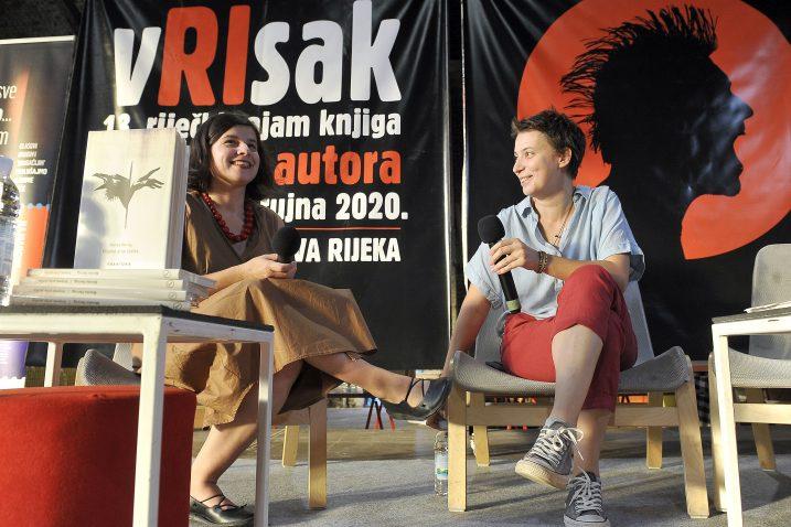 Monika Herceg i Željka Horvat Čeč / Foto: S. DRECHSLER