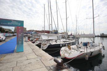 Za ovogodišnji Boat Shaw Rijeka prijavljen veći broj izlagača nego lani / Foto NEL PAVLETIC/PIXSELL