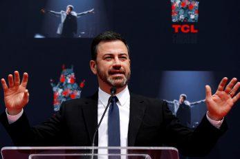 Jimmy Kimmel 2018., Foto: Reuters