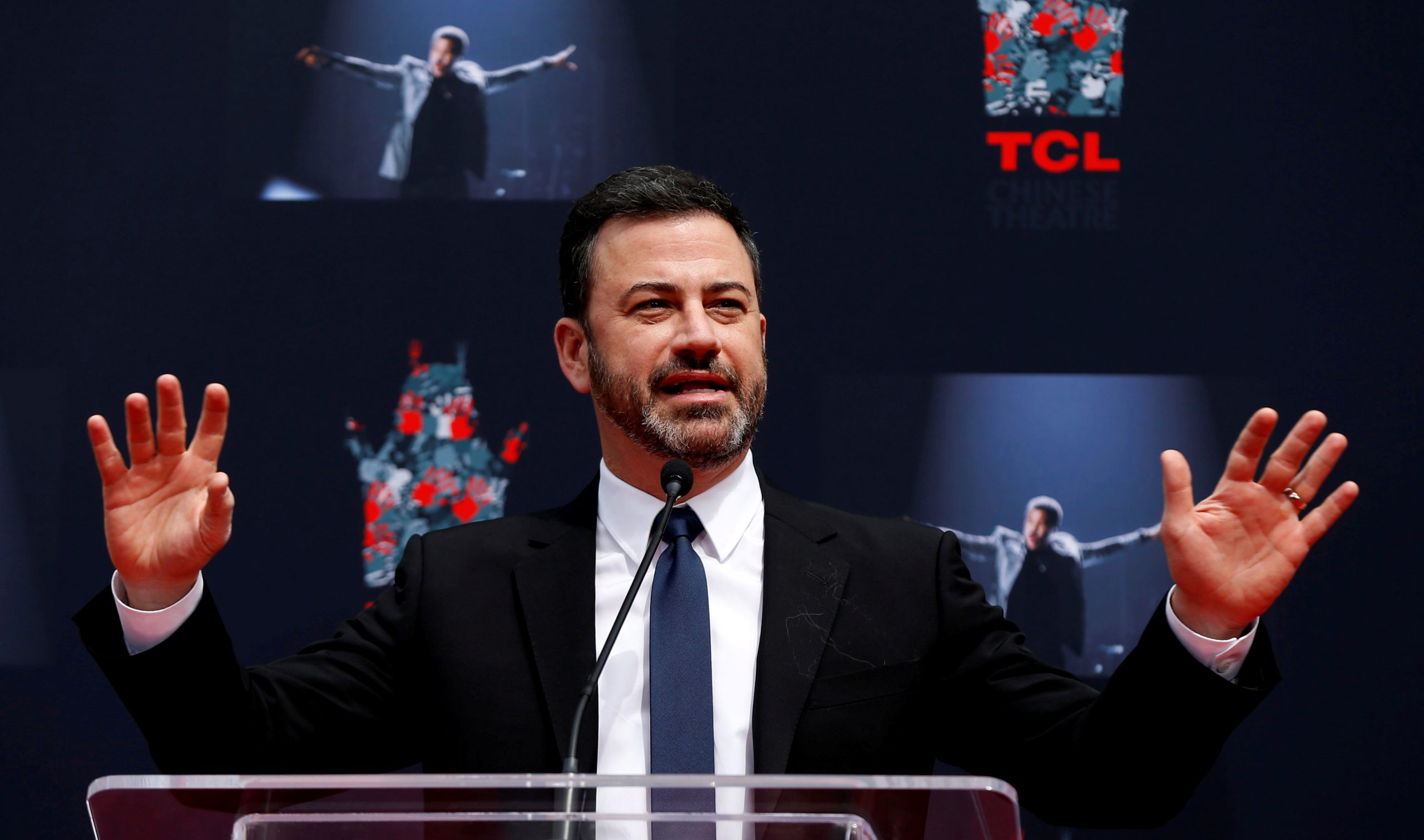 Jimmy Kimmel 2018., Foto: Reuters