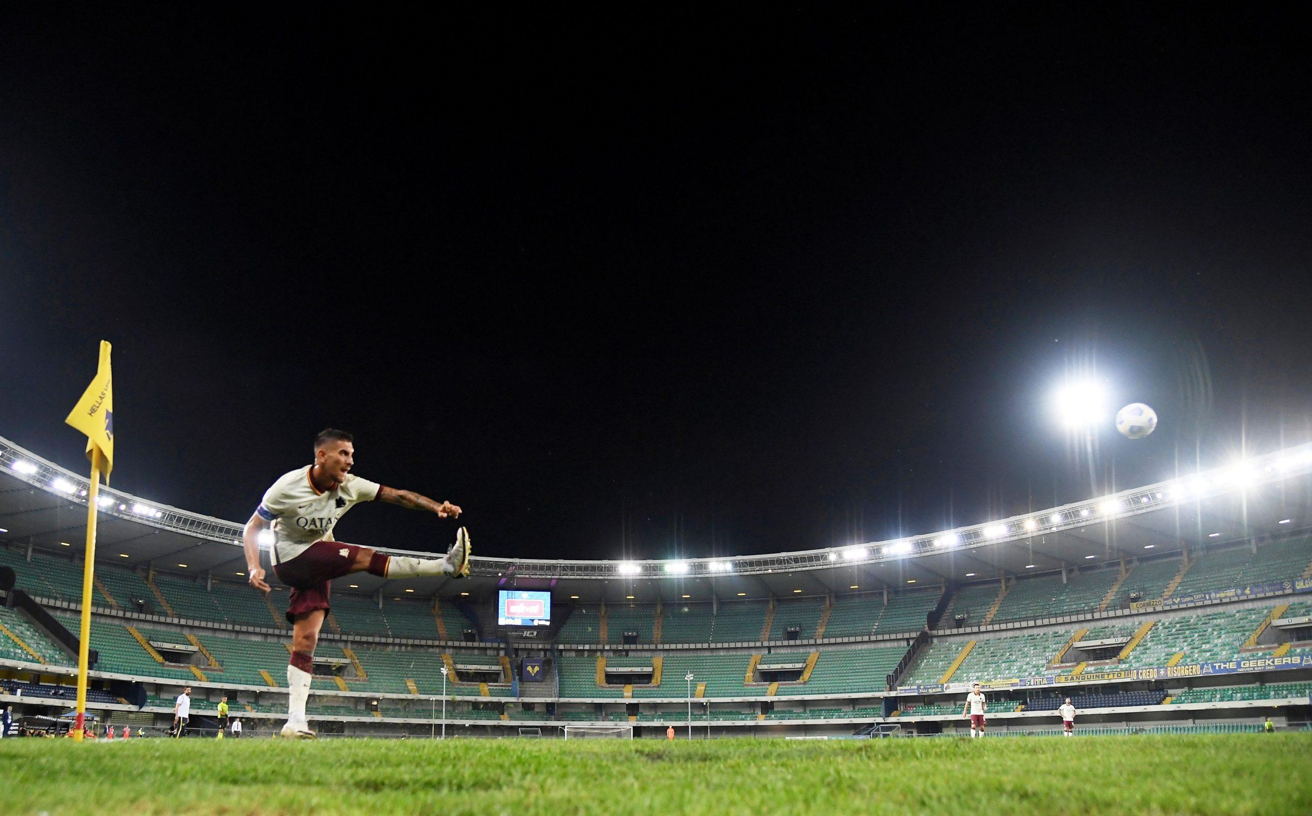 Kadar s utakmice Verone i Rome/Foto REUTERS