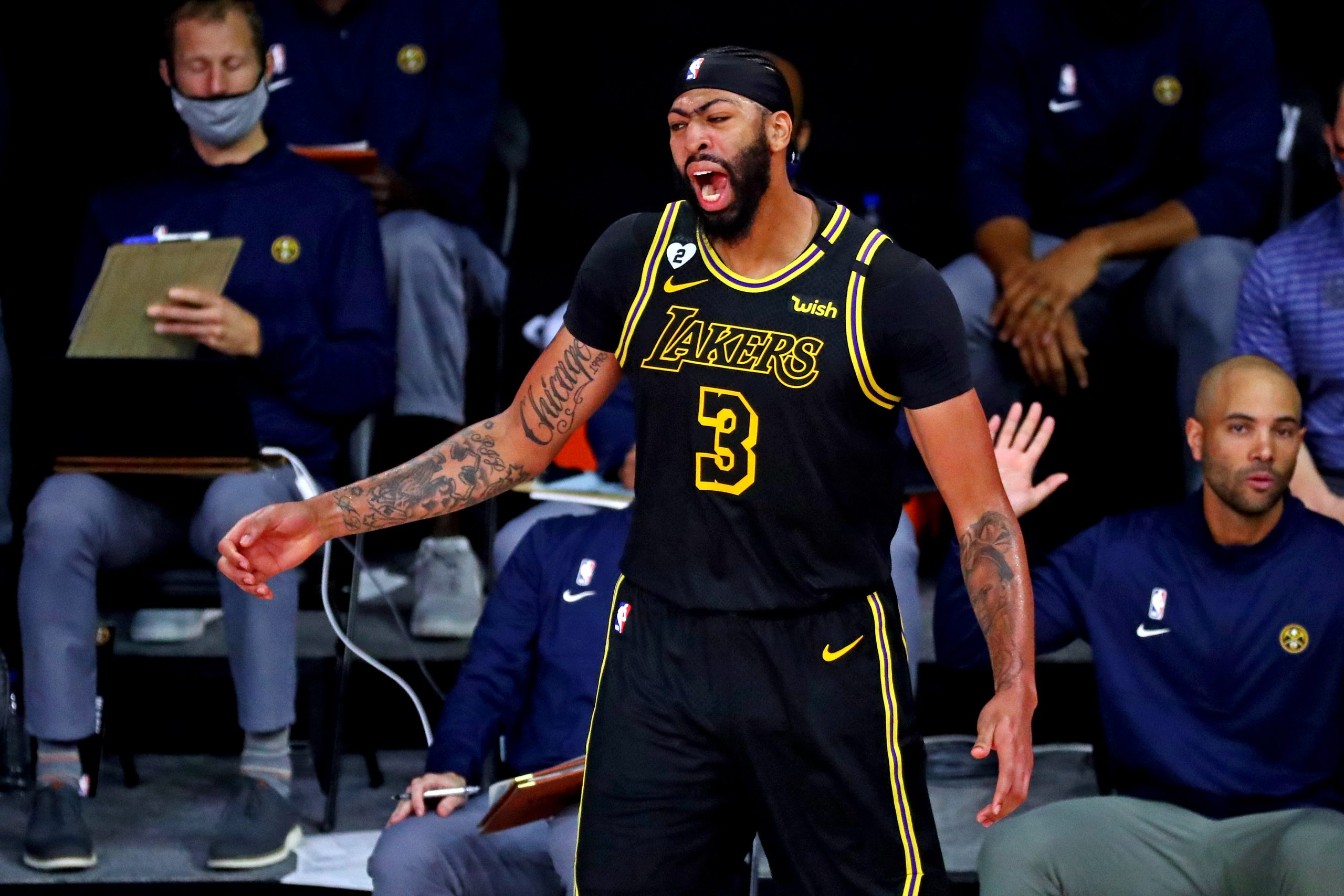 Anthony Davis/Foto REUTERS