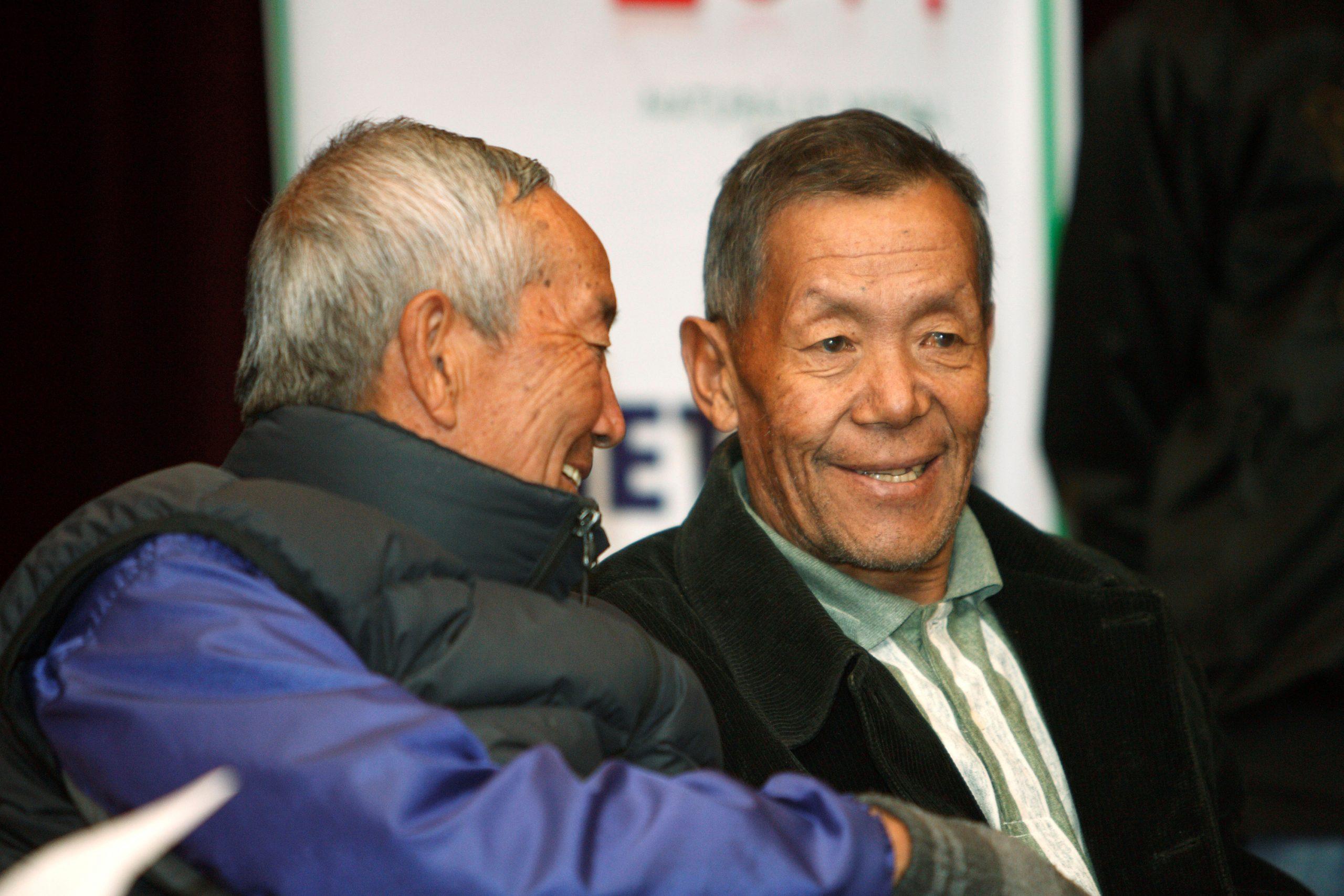 Šerpa Ang Rita (desno) / Reputers