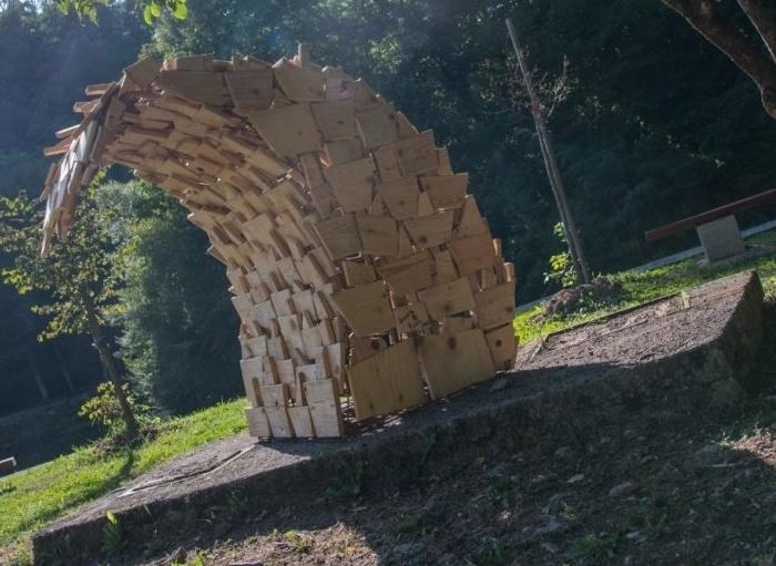 Skulptura Val Sandre Ružić