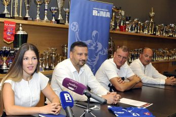 Diana Hajdo, Vedran Devčić, Valter Matošević i Boris Konjuh/S. DRECHSLER