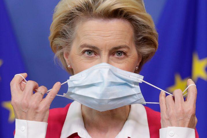 Ursula Von der Leyen / Foto Reuters