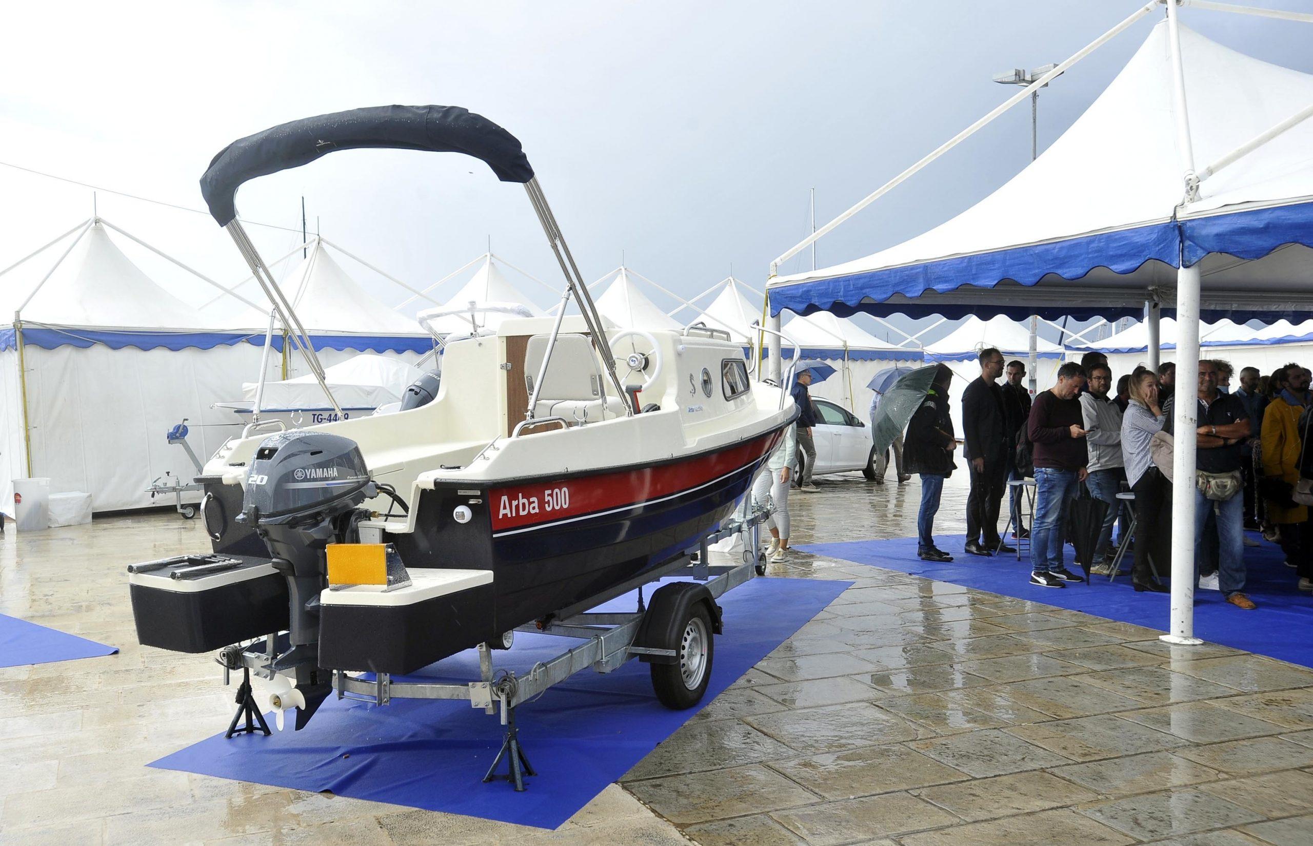 Rijeka Boat Show / Snimio Damir ŠKOMRLJ