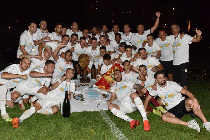 Nogometaši Rijeke prvoga dana kolovoza osvojili su Kup u Šibeniku/Foto PIXSELL