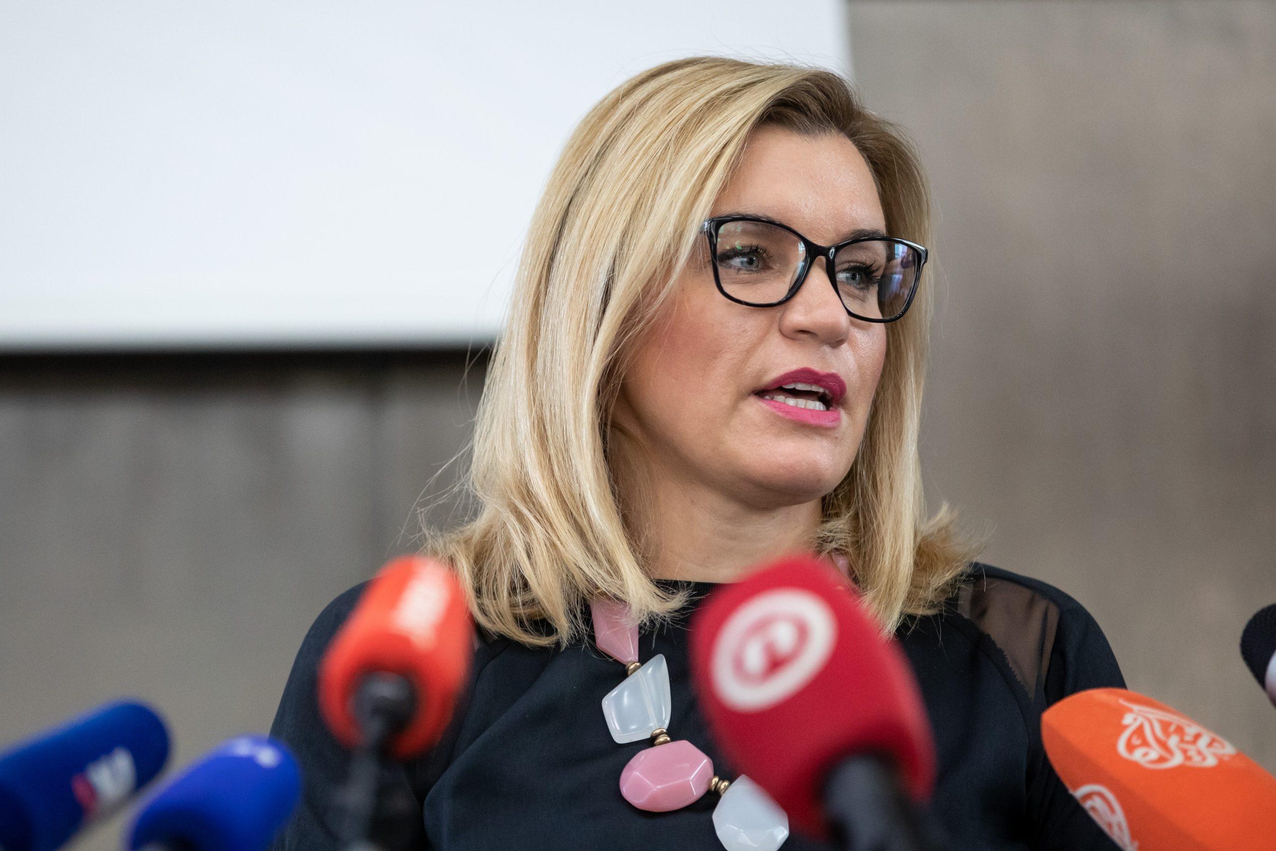 Nikolina Brnjac / Foto Davor Puklavec/PIXSELL