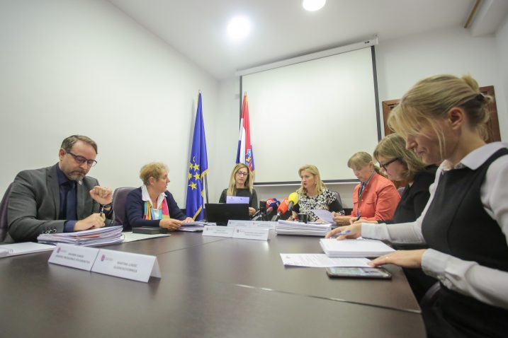 Povjerenstvo za sukob interesa / Foto Tomislav Miletic/PIXSELL