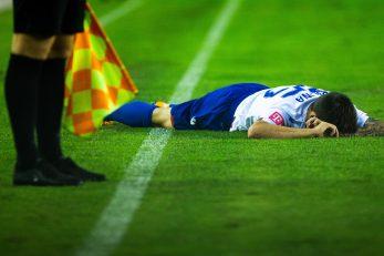 Fotografija koja najbolje ilustrira Hajdukovu nemoć protiv Dinama/Foto PIXSELL