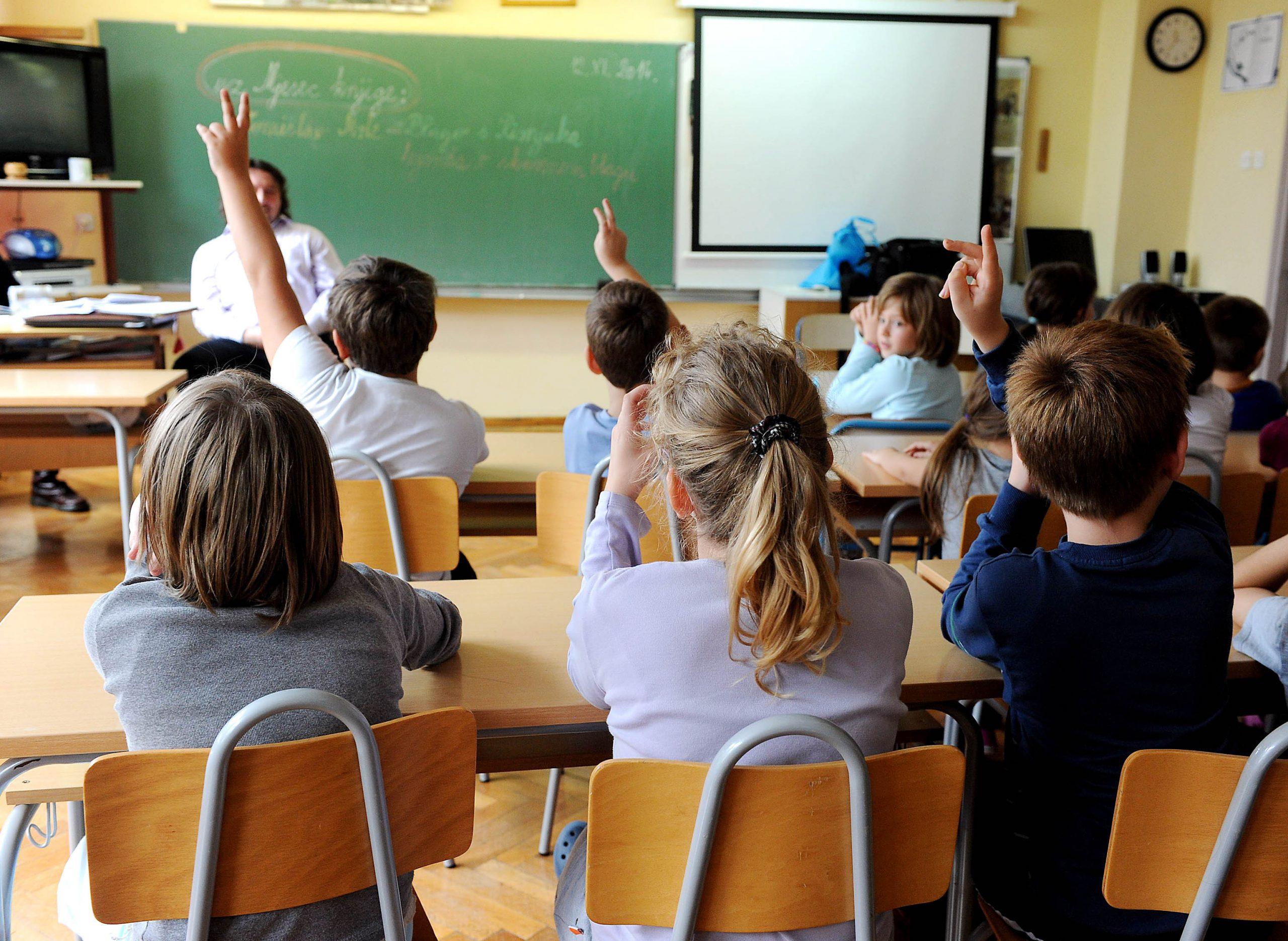 Zdravstveni odgoj bi puno pomogao, ali u naše se škole ne može probiti / Foto Sergej DRECHSLER