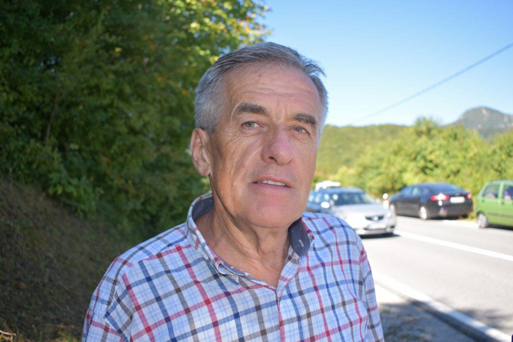 Josip Jurčević na komemoraciji