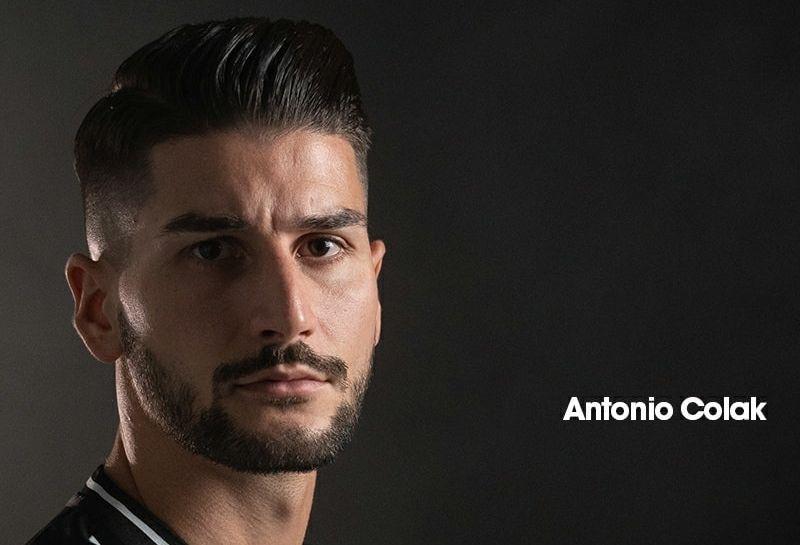 Antonio Mirko Čolak/Foto PAOK