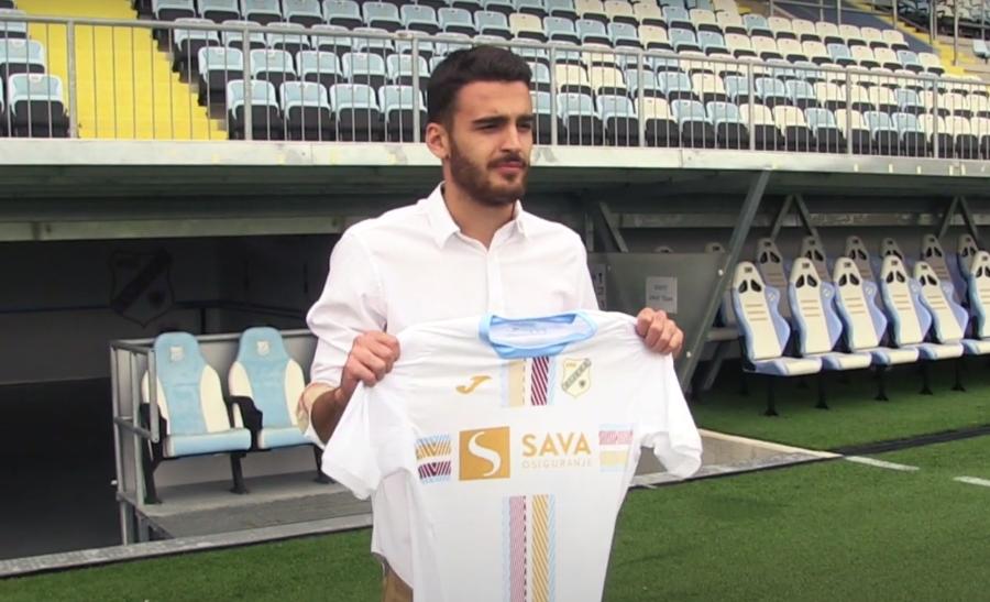 Sandro Kulenović/Foto screenshot, NK Rijeka
