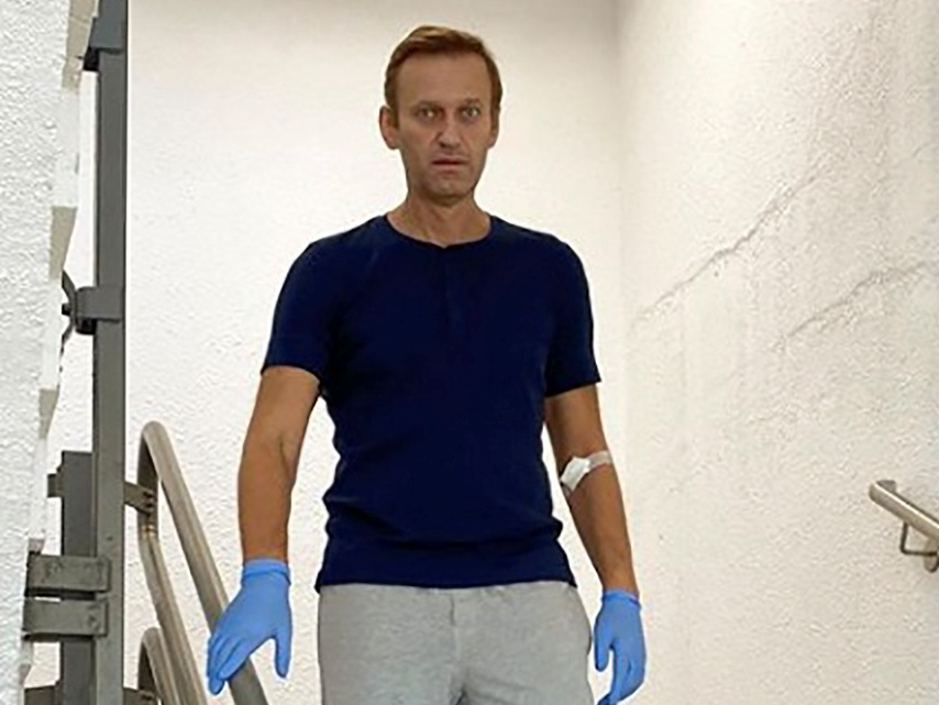Foto Instragram Aleksej Navaljni/Reuters