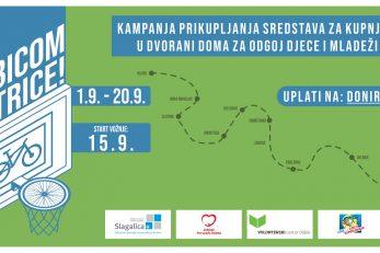 Humanitarna biciklistička vožnja (Ž)bicom do trice