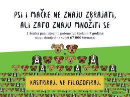 Jumbo plakati koji promiču sterilizaciju mačaka i pasa / Foto facebook