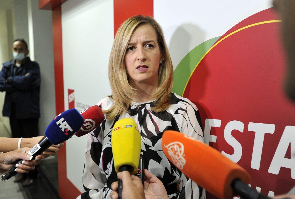 Mirela Ahmetović / Snimio Davor KOVAČEVIĆ