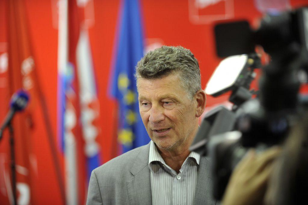 Marino Percan / Snimio Davor KOVAČEVIĆ