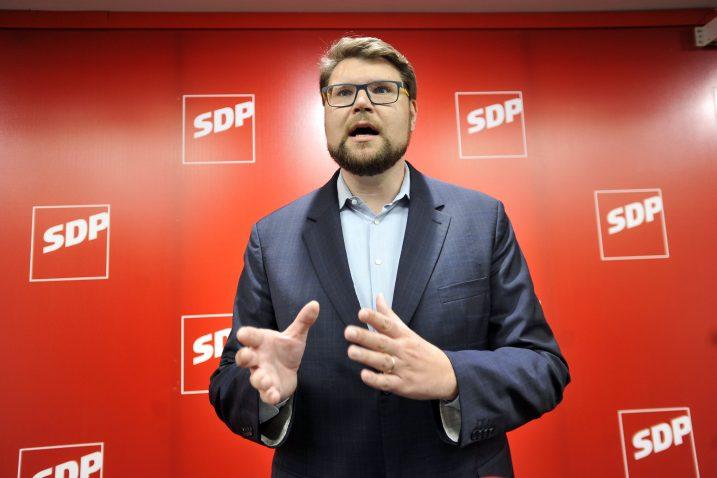 Peđa Grbin / foto: Davor Kovačević