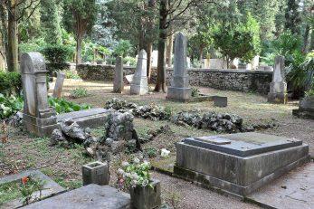 Židovsko groblje na Kozali / Foto Sergej Drechsler