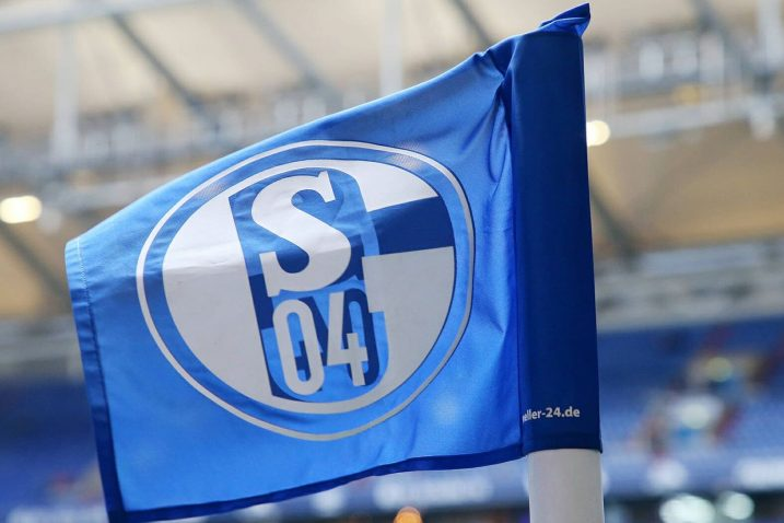 Zastava Schalkea/Foto REUTERS