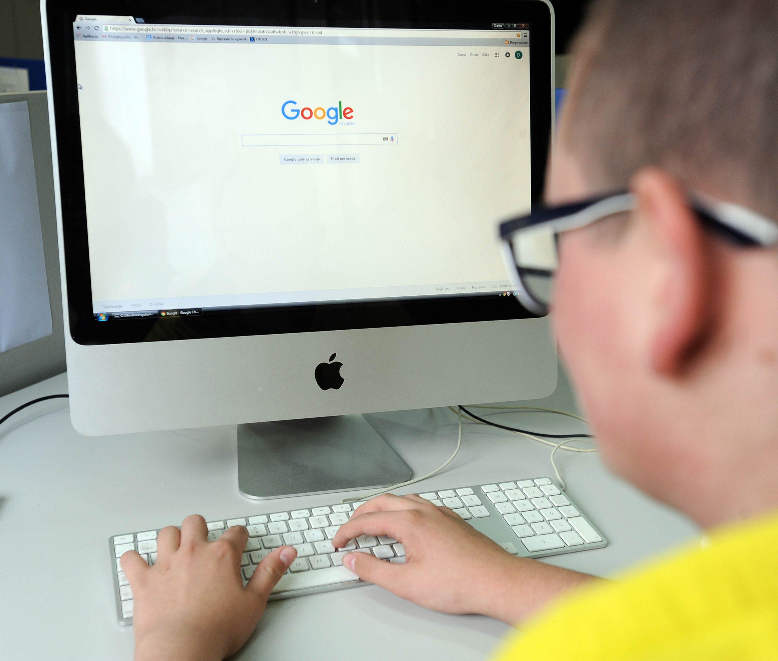 Sadašnji propis koji regulira ponašanje na internetu donesen je prije 20 godina/foto: Vedran KARUZA