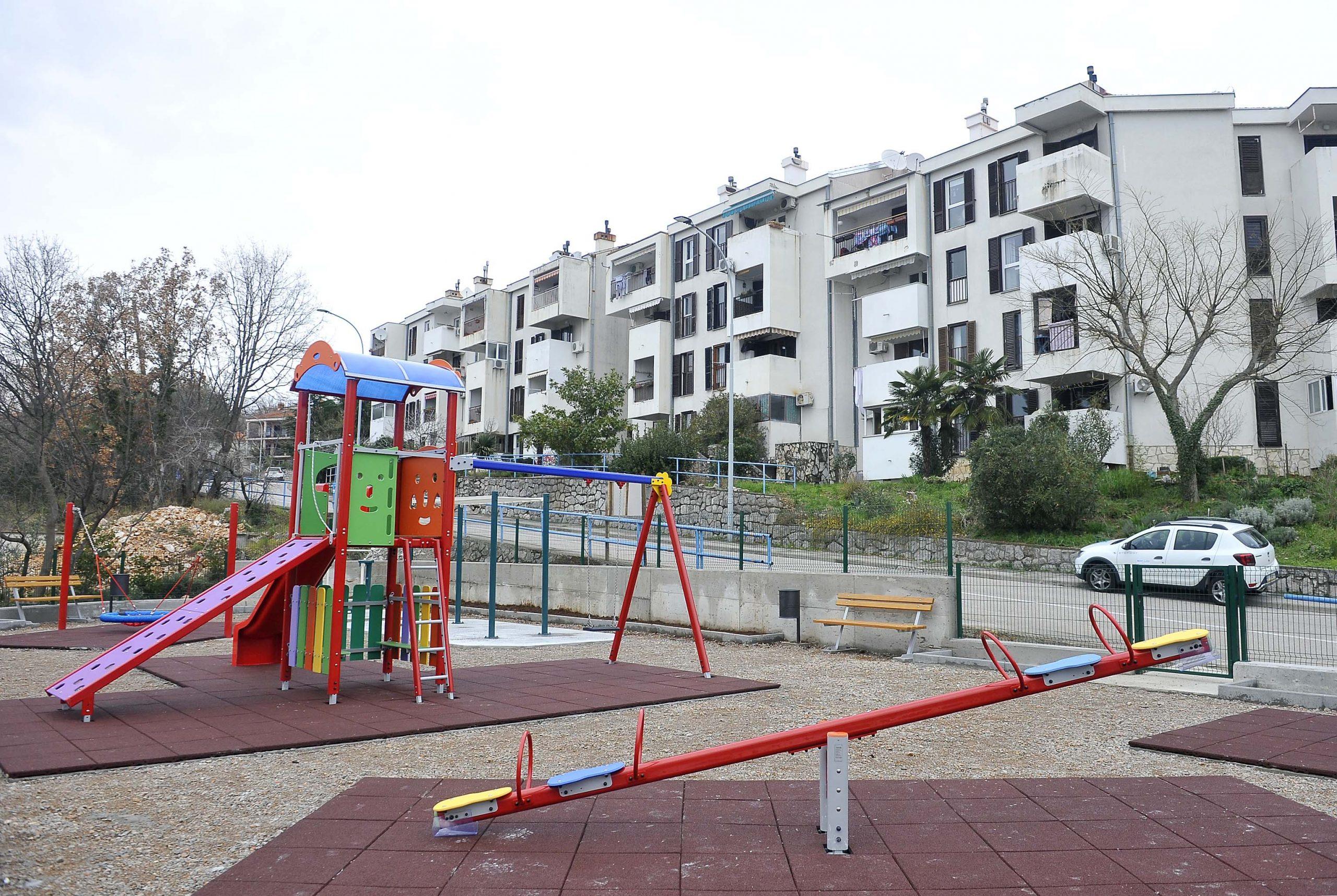 Paveki - naselje u kojem živi trećina stanovnika Kostrene / NL arhiva / Vedran Karuza