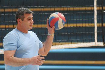 Ilija Matić, trener Drenove/Foto Arhiva NL