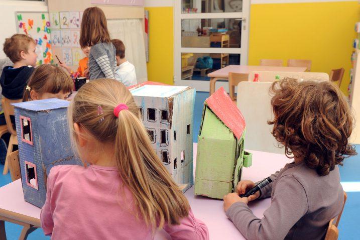 Neposredno su u Erasmus projekt uključena djeca i odgojitelji podcentara Potok, Podmurvice, Zvonimir Cviić, Krnjevo, Mavrica i Rastočine / Foto M. GRACIN