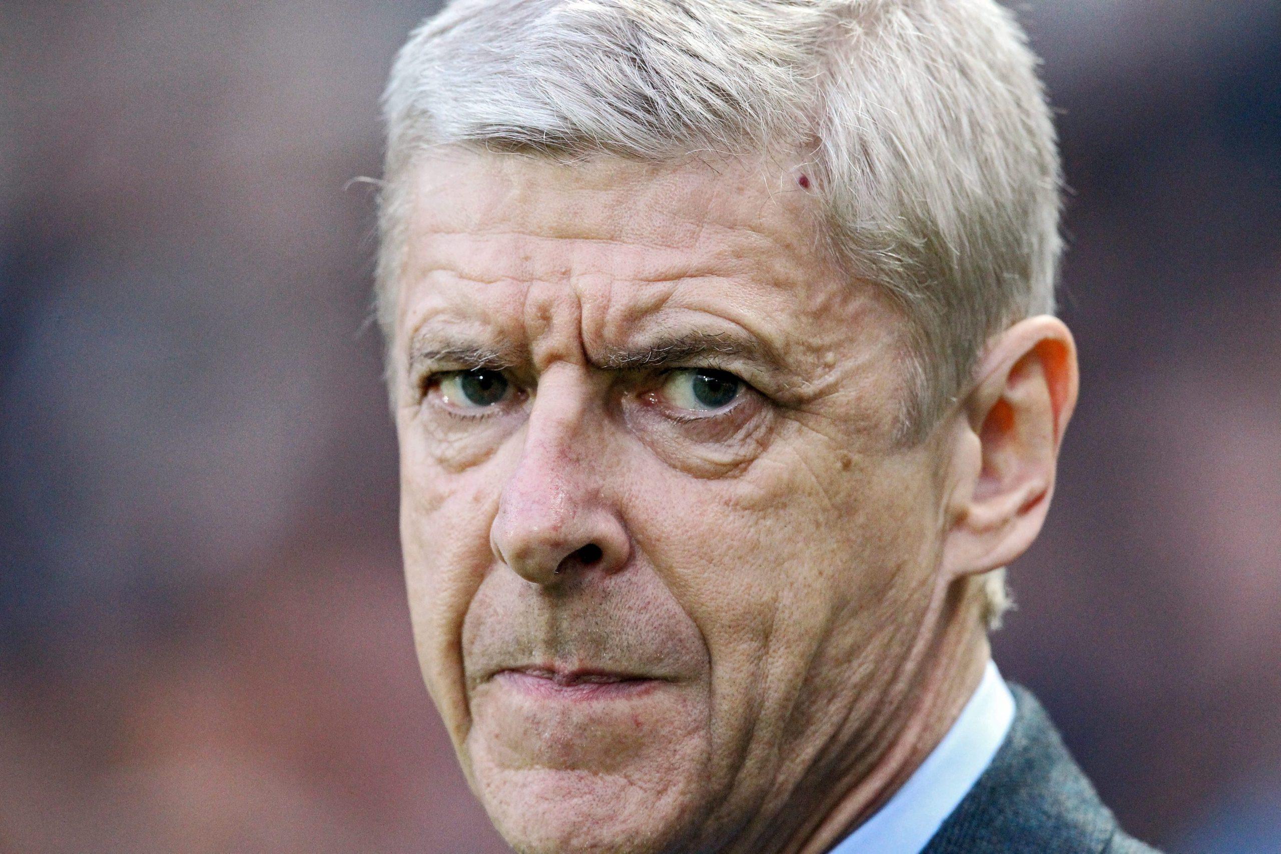 Arsene Wenger/Foto REUTERS