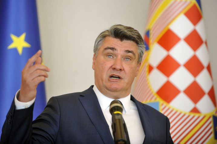 Zoran Milanović / Snimio Davor KOVAČEVIĆ