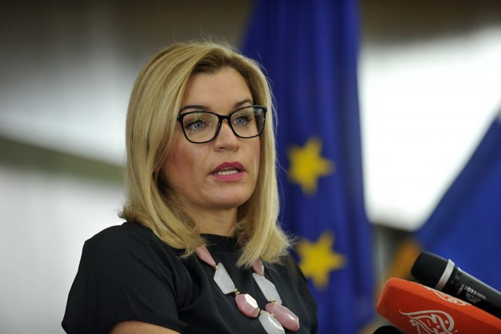 Nikolina Brnjac / Snimio Davor KOVAČEVIĆ