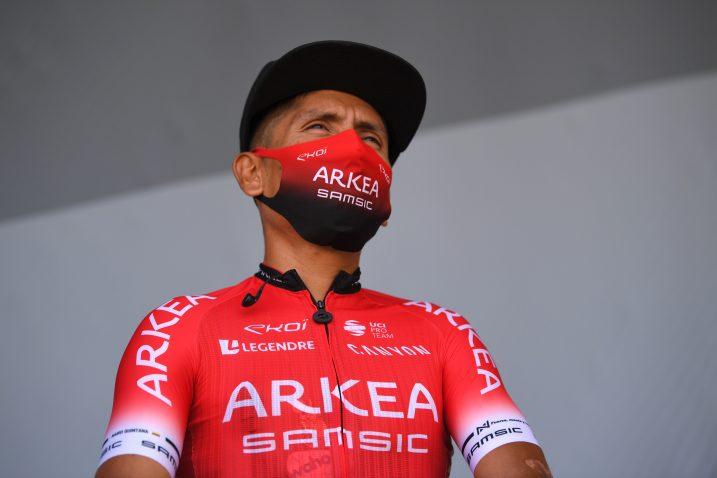 Nairo Quintana/Foto REUTERS