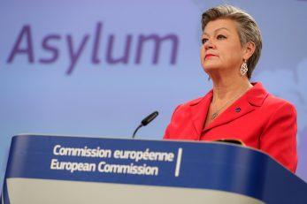 Ylva Johansson / Reuters
