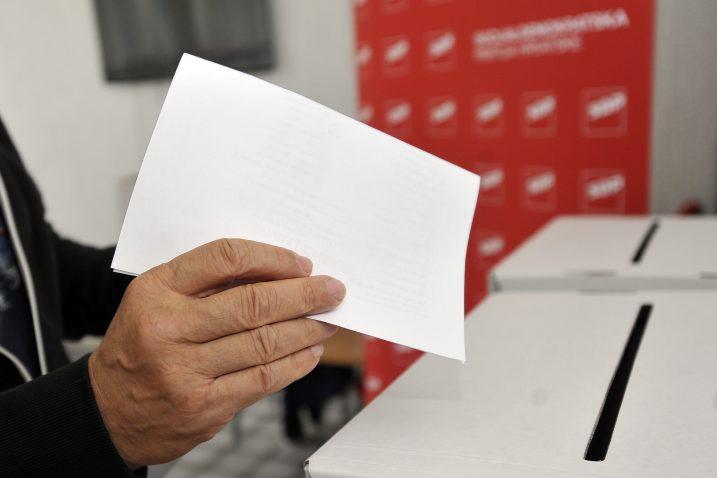 SDP-ovci danas biraju šefa stranke / Foto D. KOVAČEVIĆ