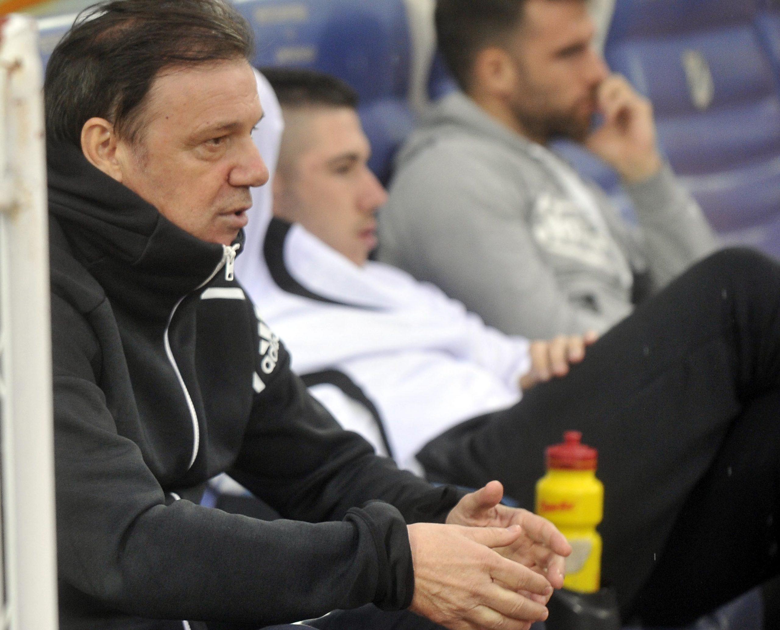 Zoran Bogolin, trener Opatijaca/Foto Arhiva NL