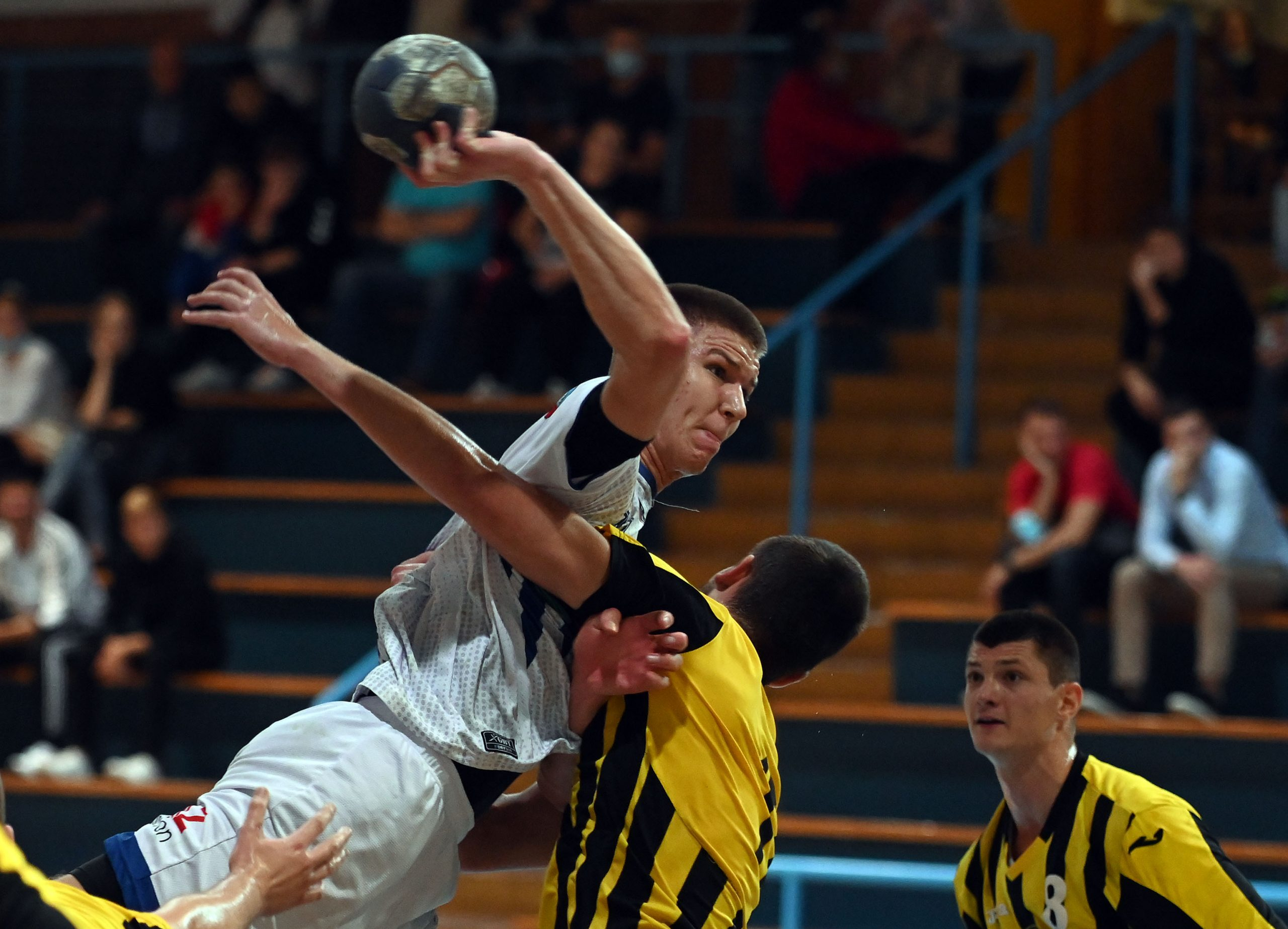 Kozalčanin Antonio Dizdar postigao je pet pogodaka/Foto Arhiva NL