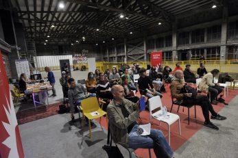 Publika na FEKP-u u Exportdrvu / Foto: D. ŠKOMRLJ