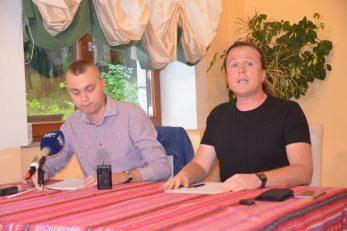 Traže vojsku na granicama s BiH – Ivan Piškor i Tomislav Majnarić / Foto M. KRMPOTIĆ