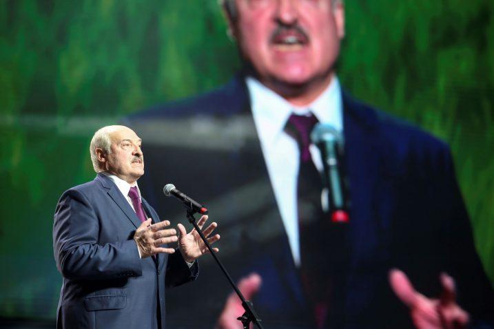 Aleksander Lukašenko / Reuters