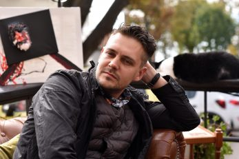 Miloš Biković / Snimio Damir ŠKOMRLJ