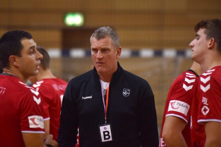 Trener Valter Matošević i njegovi igrači na prisilnoj su pauzi/Foto Arhiva NL