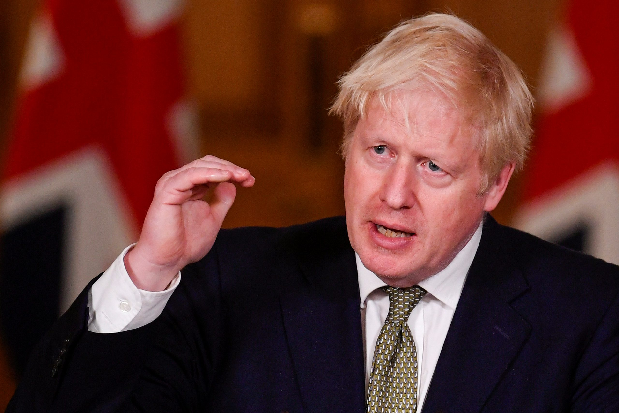Boris Johnson/Foto REUTERS