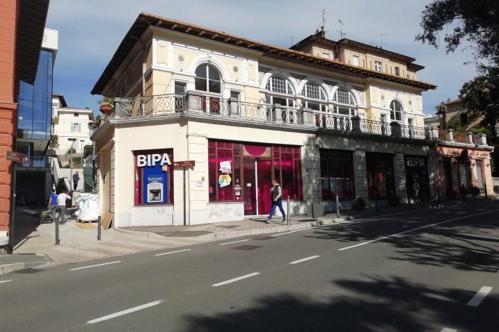 Opatijska poslovnica Bipe uskoro zatvara vrata zbog preuređenja / Foto Mirna ŠUMBERAC