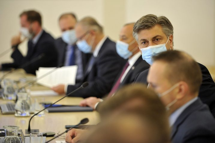 Vlada / Foto Davor Kovačević
