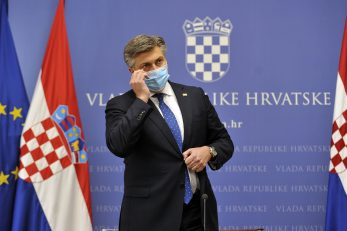 Andrej Plenković / Snimio Davor KOVAČEVIĆ